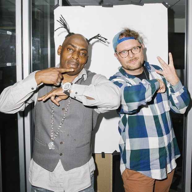 Coolio SPIN Chris Martins West Side