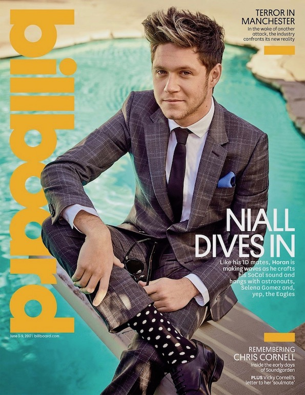 Niall Horan Billboard Cover